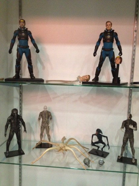 SDCC 2012 - NECA Prometheus