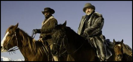 NECA Django Unchained Coming November 2012