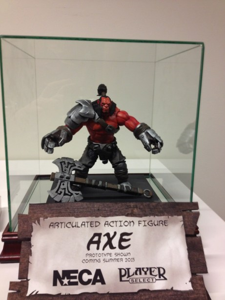 NECA Player Select DOTA 2 Axe