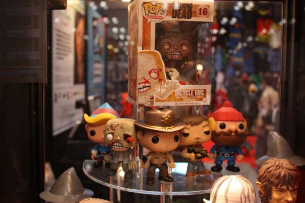 NYCC 2012: Funko POP Walking Dead, Lord of the Rings, Disney