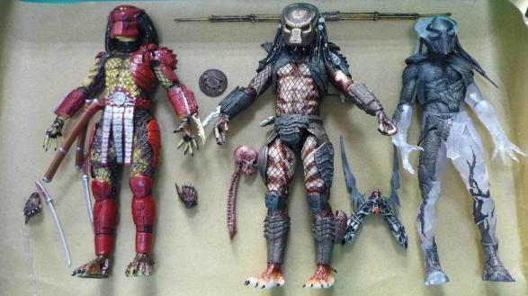 NECA Predator Series 7