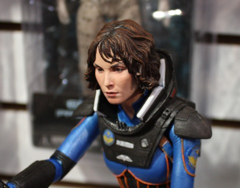 Toy Fair 2013 - Prometheus Shaw