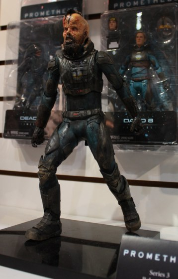 Toy Fair 2013 - NECA Prometheus S3 Fifield