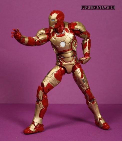 Iron Man Legends Mark 42