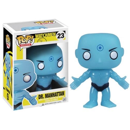 Funko POP! Movies Watchmen Dr. Manhattan