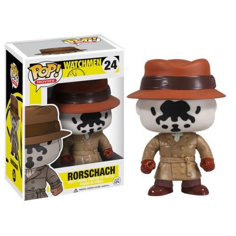 Funko POP! Movies Watchmen Rorschach