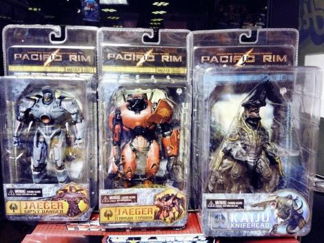 "NECA Pacific Rim 7"" Series 1 Carded"