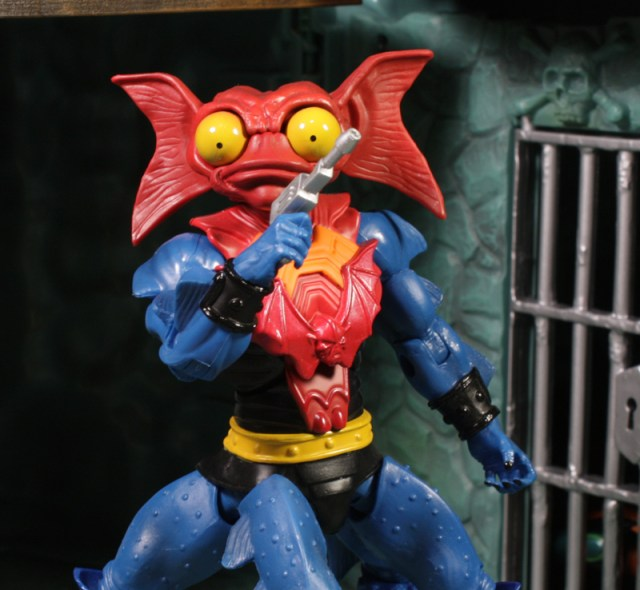 Third Party Kevin Kosse Custom Mantenna Mouth Conversion Review MOTUC