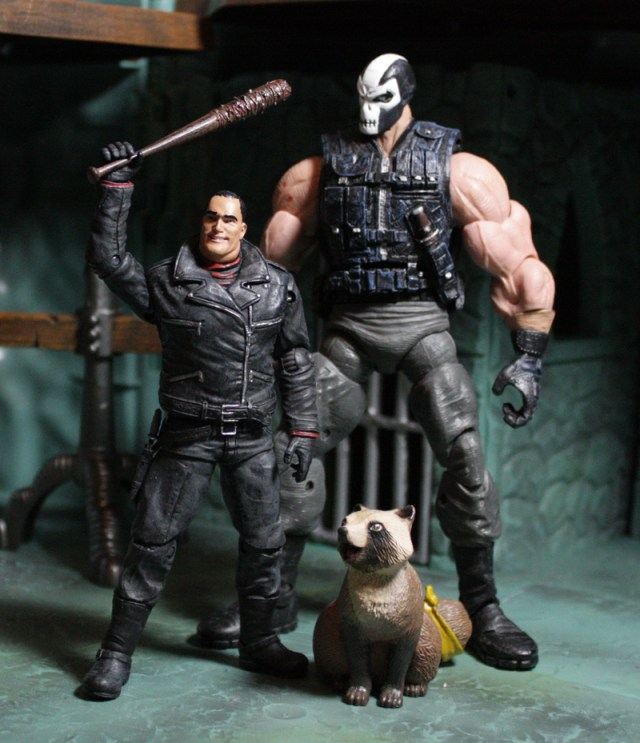 McFarlane Toys The Walking Dead Negan Exclusive Figure Review