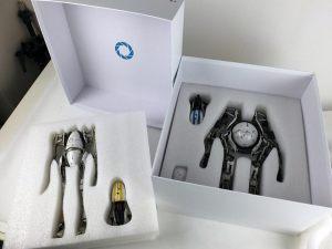 ThreeA Valve Portal 2 P-Body and Atlas 1/6 Scale Figures