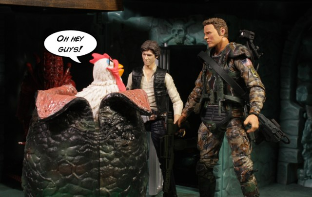 NECA Aliens Series 2 Sergeant Craig Windrix Review