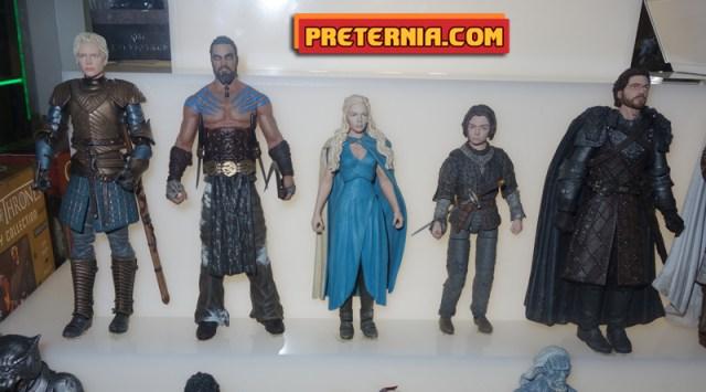 Funko Legacy Game of Thrones Series 2 Toy Fair 2014