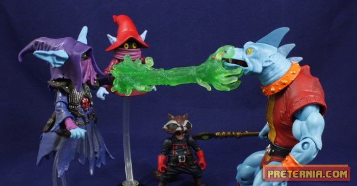 Mattel MOTUC Masters of the Universe Classics Unnamed One Review Gorpo