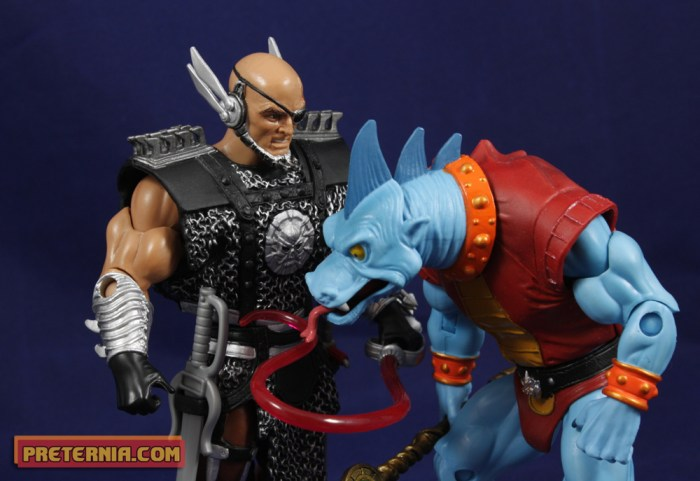 Mattel Masters of the Universe Classics MOTUC Blade Review