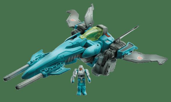Gen Voyager Brainstorm jet