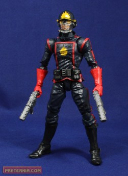 Hasbro Marvel Legends Star-Lord Thanos Imperative Review SDCC