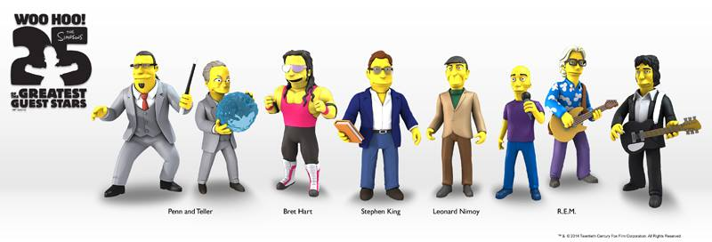NECA-Simpsons-25th-Guest-Stars-Series-3
