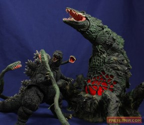 S.H. MonsterArts Rebirth Godzilla Review