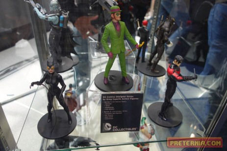 NYCC 2014 DC Collectibles Greg Capullo