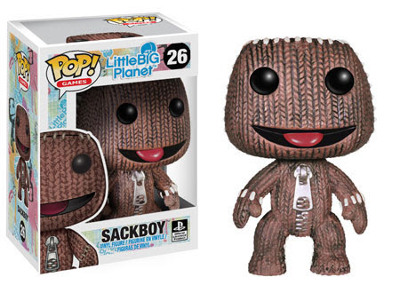 Funko POP! LittleBigPlanet Sackboy