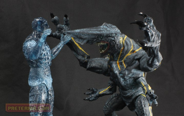 NECA Pacific Rim TRU Exclusive Clean Knifehead