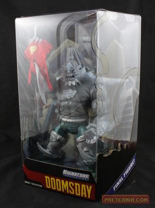 Mattel DC Universe Classics Unleashed Doomsday