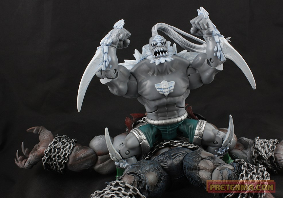 Mattel DC Universe Classics Unleashed Doomsday