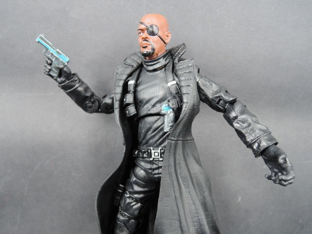 Hasbro Marvel Legends Agents of Shield Nick Fury