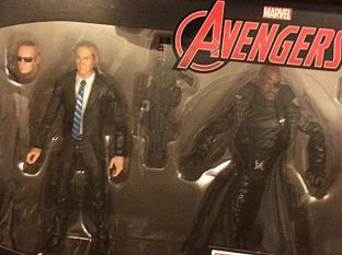 Hasbro Marvel Legends Agents of Shield Boxed