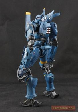 NECA Pacific Rim S5 Romeo Blue Jaeger