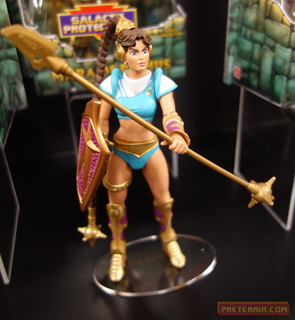 Toy Fair 2015 Mattel MOTUC Mara