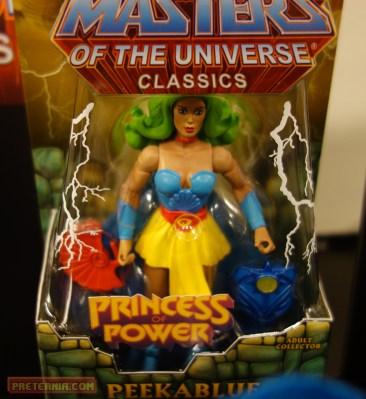 Toy Fair 2015 Mattel MOTUC Peekablue