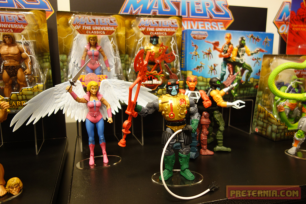 Toy Fair 2015 Mattel MOTUC