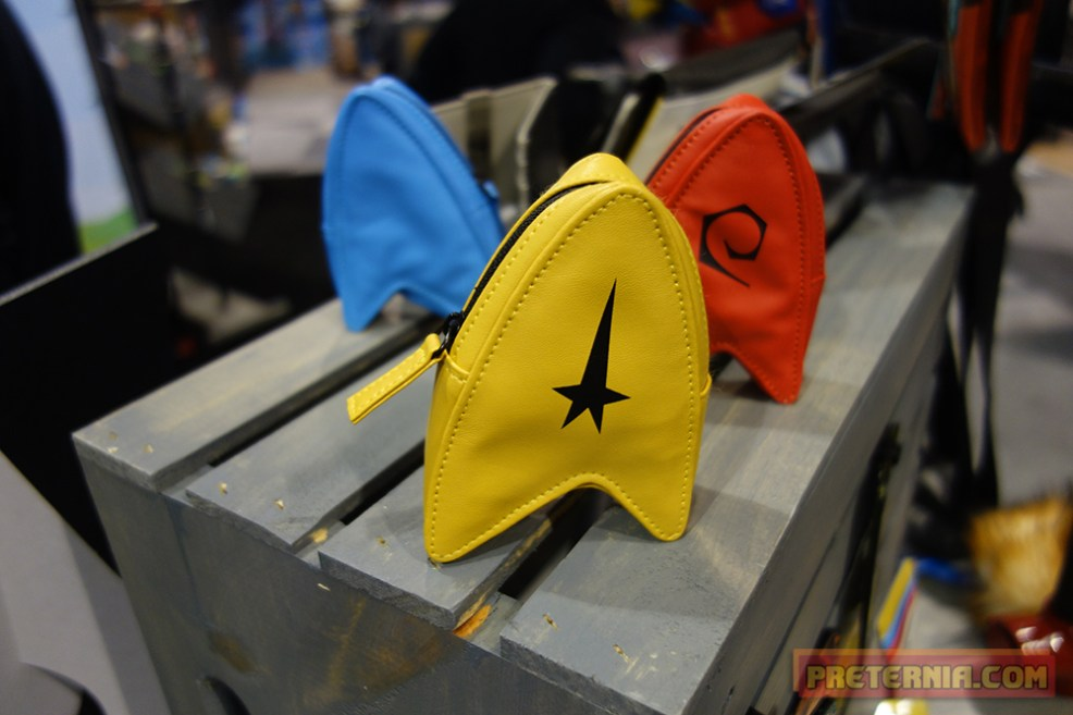 Toy Fair 2015 The Coop Star Trek