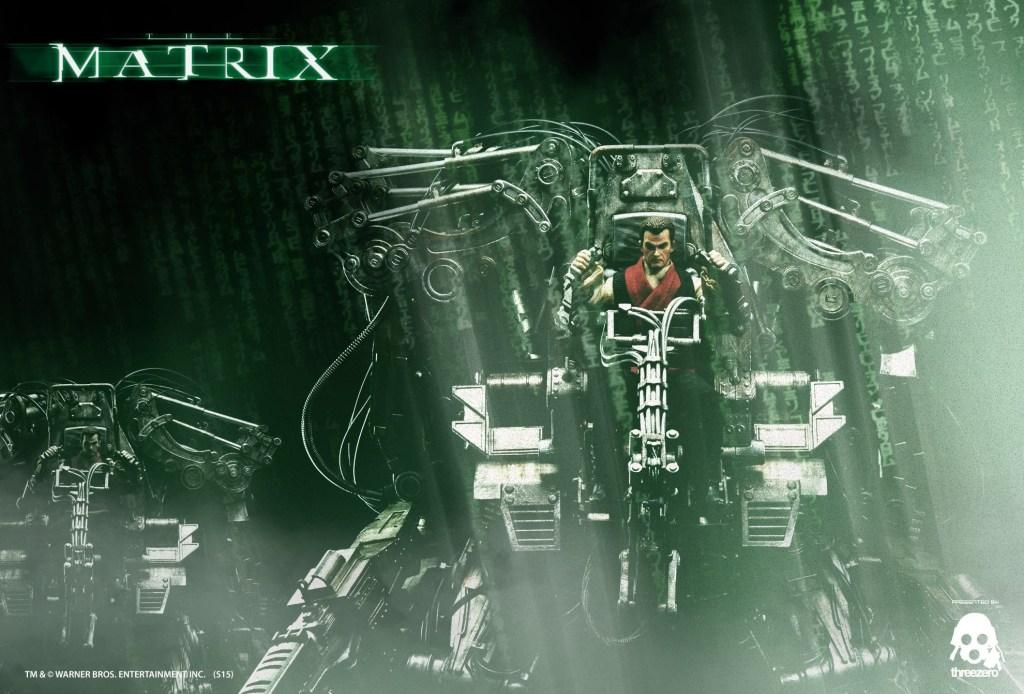 ThreeZero The Matrix APU