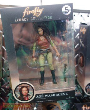 Toy Fair 2015 Funko Legacy Six-Inch Firefly