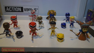 Toy Fair 2015 The Loyal Subjects Power Rangers
