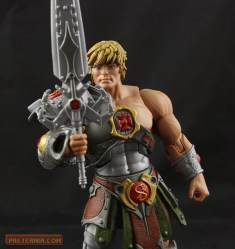Mattel MOTUC Snake Armor He-Man vs King Hssss