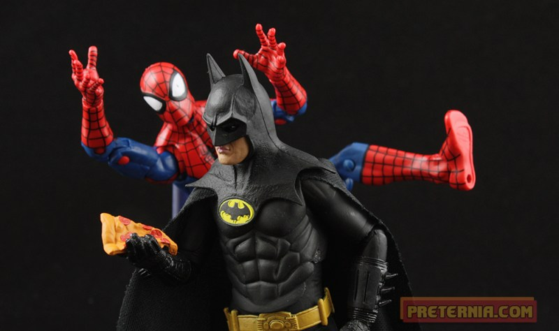 Hasbro Marvel Legends Infinite Pizza Spider-Man