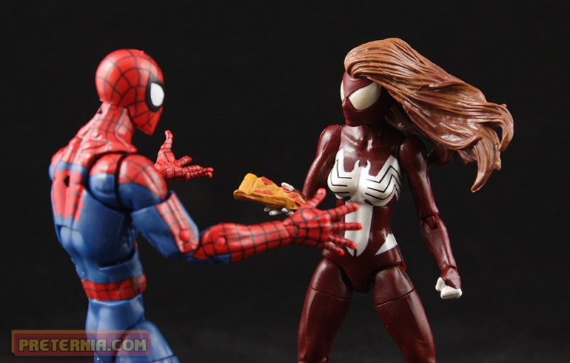 Hasbro Marvel Legends Ultimate Spider-Woman