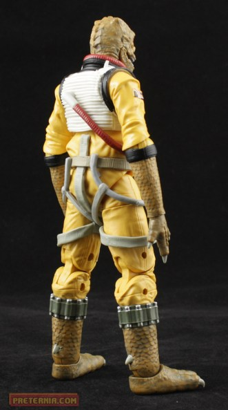 Hasbro Star Wars Black Six Inch Bossk
