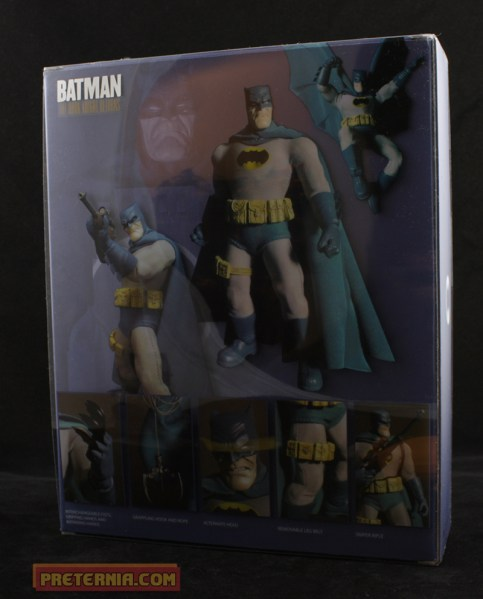 Mezco one:12 Dark Knight Returns Batman Previews