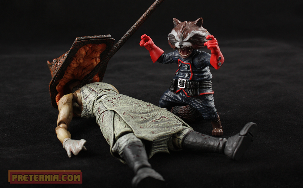 Figma Silent Hill 2 Red Pyramid Thing Review Preternia