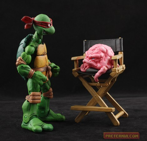 TMNT First Gokin NT-01 Cerebral Krang Android Body