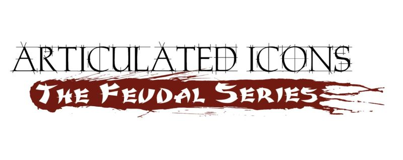 Articulated Icons Feudal Series Kickstarter
