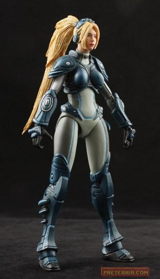 NECA Heroes of the Storm Nova Terra Blizzard