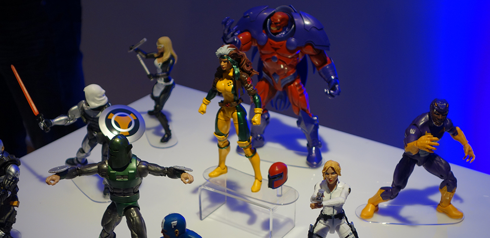 NYCC 2015 Hasbro Marvel Legends