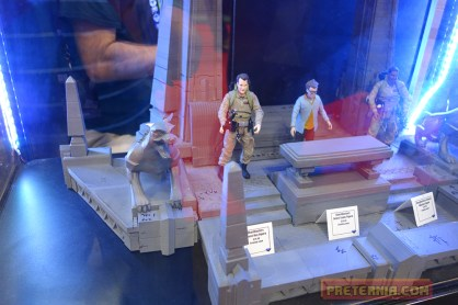NYCC 2015 Diamond Select Ghostbusters