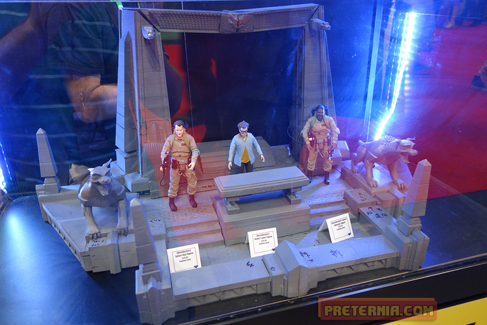 NYCC 2015 Diamond Select Ghostbusters