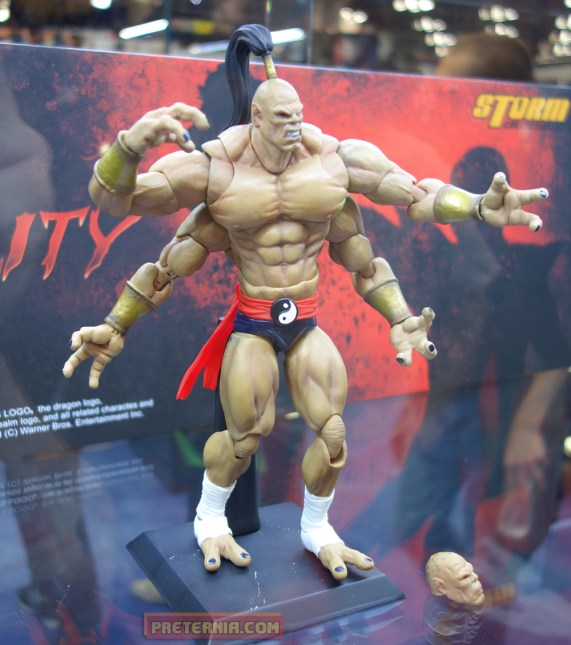 Storm Collectibles Mortal Kombat NYCC 2015